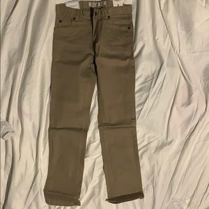 Crazy 8 Bottoms - ❗️Boys Crazy 8 tan long pant